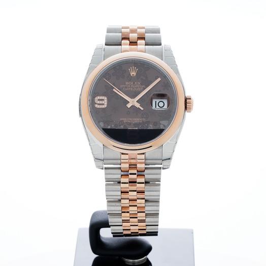 Rolex Datejust 116201BRFDAJ