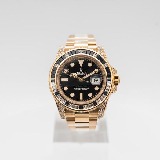 Rolex GMT Master II 116758SA