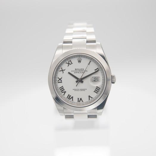 Rolex Datejust 126300-0015