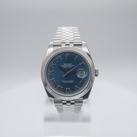 Rolex Datejust 126300-0018