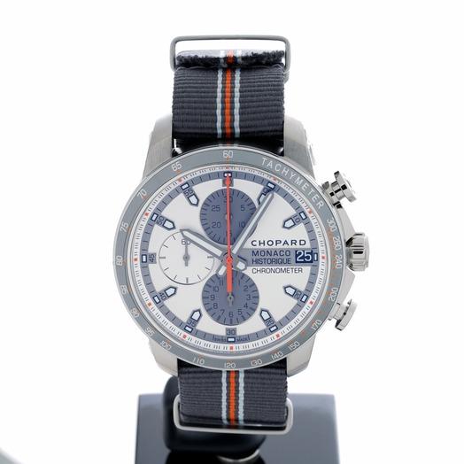 Chopard Grand Prix de Monaco Historique 2016 Race Edition Automatic Men's Watch 168570-3002