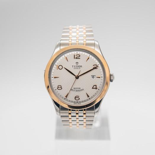 Tudor New Tudor 1926 Baselworld 2018 Steel Automatic Silver Dial Men's Watch 91651-0001