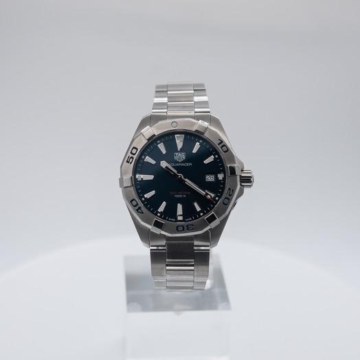 TAG Heuer Aquaracer Quartz Blue Dial Men's Watch WBD1112.BA0928