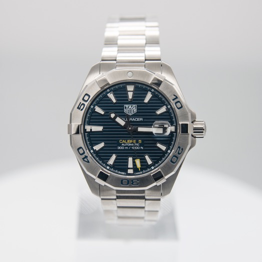 TAG Heuer Aquaracer Automatic Blue Dial Men's Watch